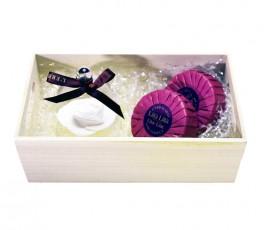 Pack Rosa & Jabones Lilac -...