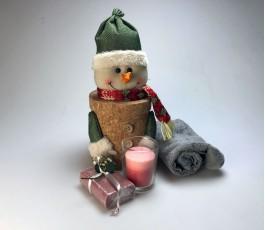 Cesta Navidad - Amigo...