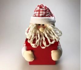 Cesta Navidad Papa Noel