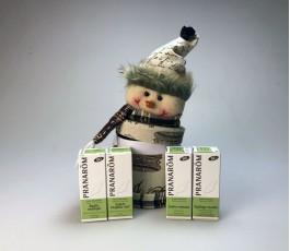 Cesta Navidad Aromaterapia