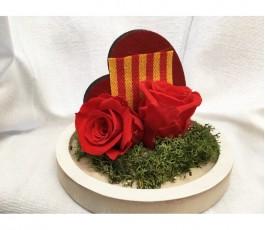 Cúpula Rosa Eterna Sant Jordi