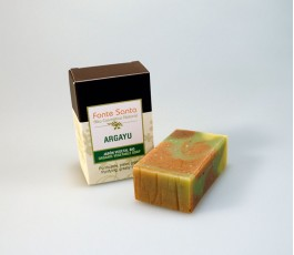 Jabón Argayu BIO- Fonte Santa