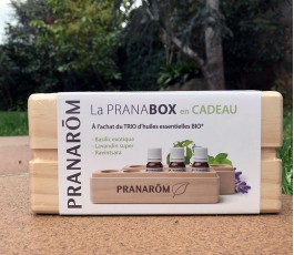 Pranabox TRIO Aceites...