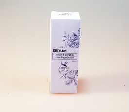 Serum Facial anti-age Rosas...